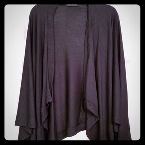 Banana Republic black shawl
